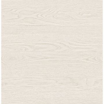 Picture of Salvaged Beige Wood Wallpaper