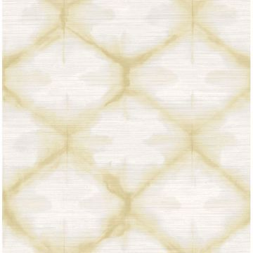 Picture of Zanzibar Gold Shibori Wallpaper