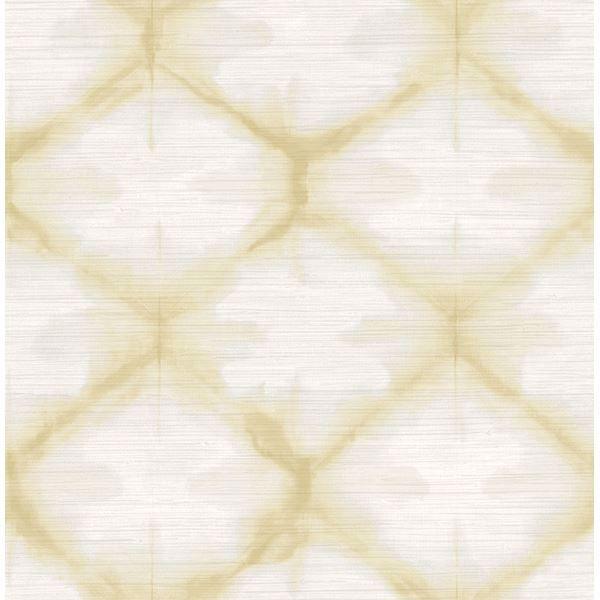 Picture of Zanzibar Gold Shibori Wallpaper