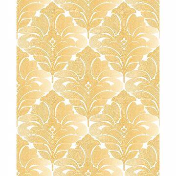 Picture of Balangan Honey Damask Wallpaper