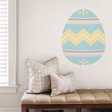 Picture of Decorate Your Own Easter Egg Wall Art Kit
