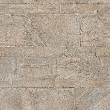 Picture of Beige Sandstone Wall Peel And Stick Wallpaper