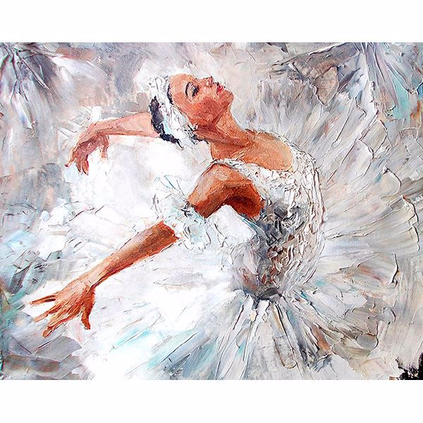 Picture of Ballerina Wall Mural
