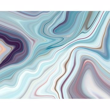 Picture of Marbled Agate Wall Mural