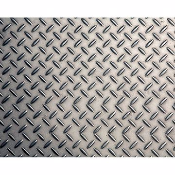 Picture of Diamond Plate Metal Wall Mural
