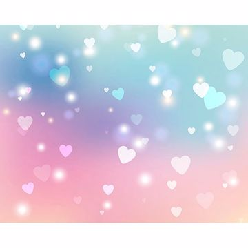 Picture of Sweet Hearts Wall Mural