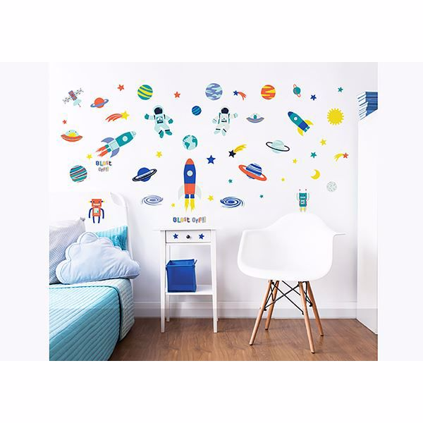 Picture of Outer Space  Wall Stickers