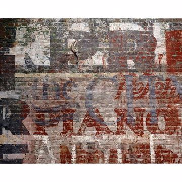 Picture of Warehouse Brick Wall Mural