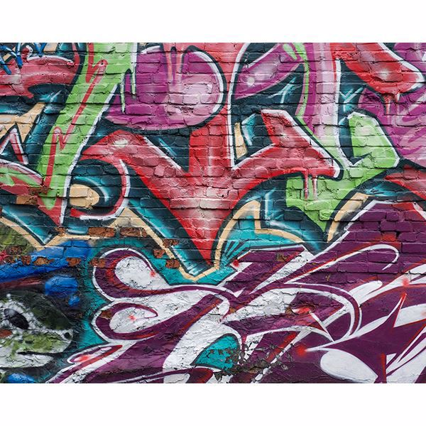 Picture of Urban Graffiti Wall Mural