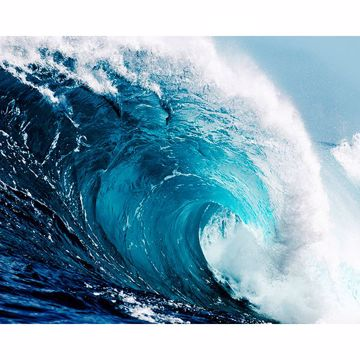 Picture of Ocean Waves Wall Mural