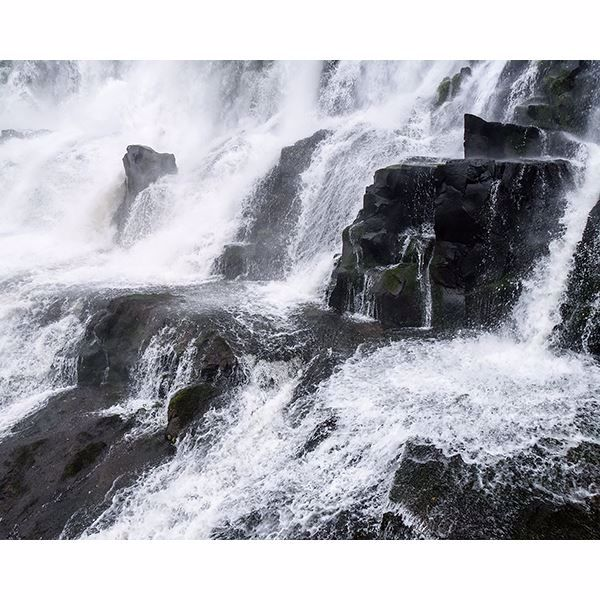 Picture of Cascading Waterfall Wall Mural