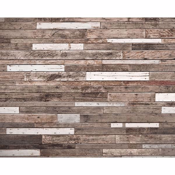 Picture of Wooden Planks Wall Mural