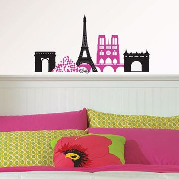 Picture of Springtime in Paris  Wall Art Kit
