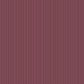 Picture of Frideswide Merlot Pinstripe Wallpaper