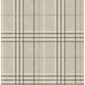 Picture of Rockefeller Beige Plaid