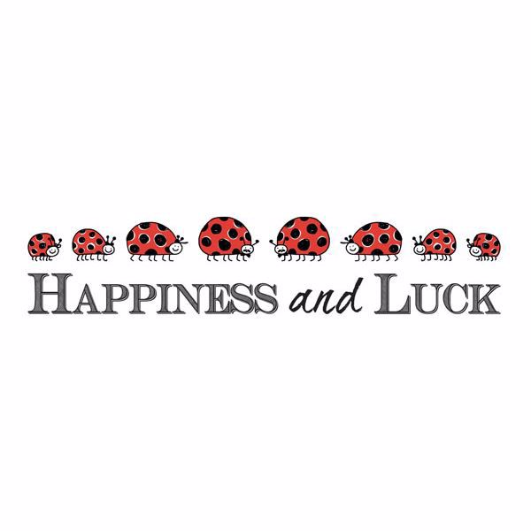 Picture of Happiness Wall Decals