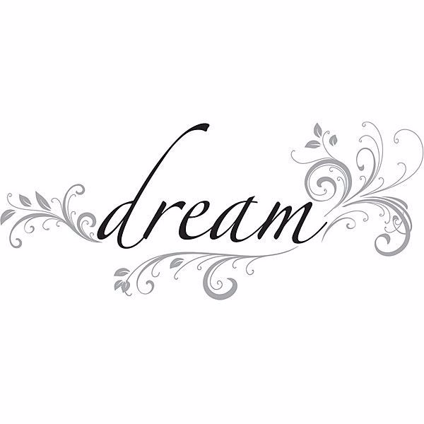 Picture of Dream - Wall Quotess Wall Decals