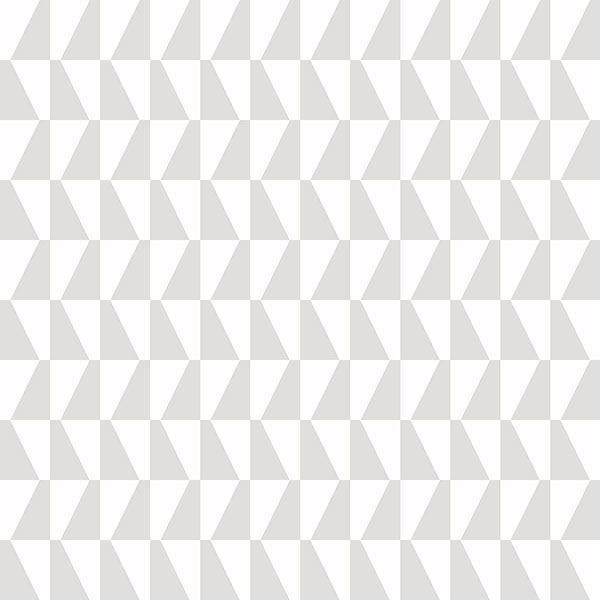 Picture of Trapez Grey Geometric Wallpaper