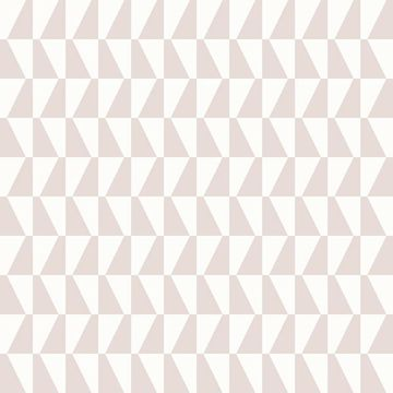 Picture of Trapez Blush Geometric Wallpaper