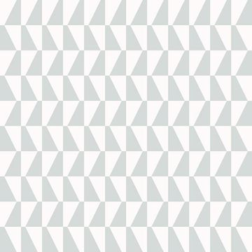 Picture of Trapez Sage Geometric Wallpaper