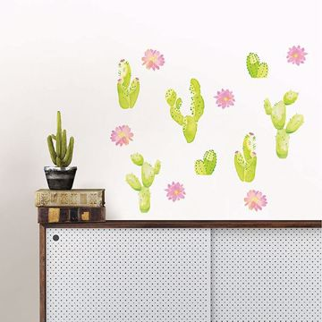 Picture of Sedona Cacti Wall Art Kit