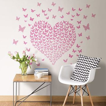 Picture of Heart to Heart  Wall Art Kit