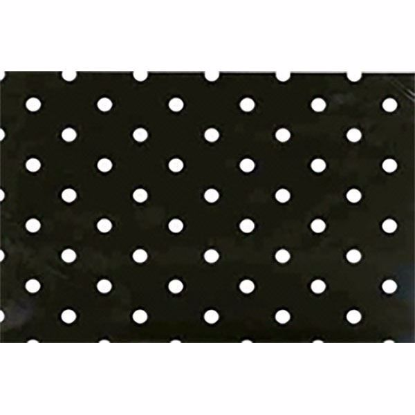 Picture of Polka Dot Black  Adhesive Film