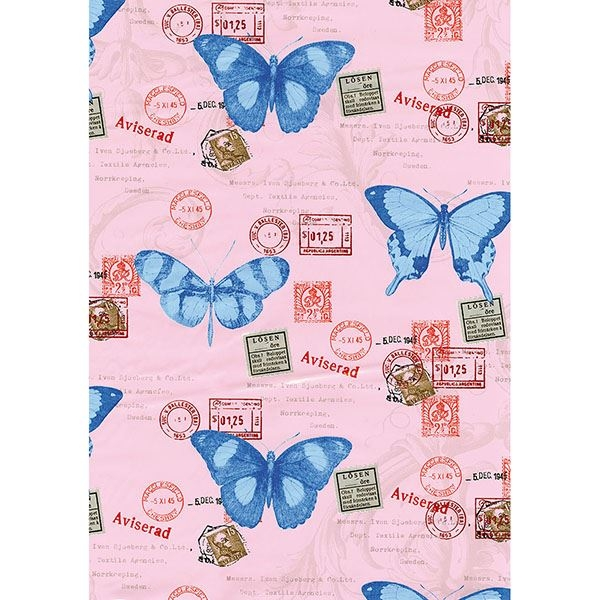 Picture of Butterflies  Adhesive Film