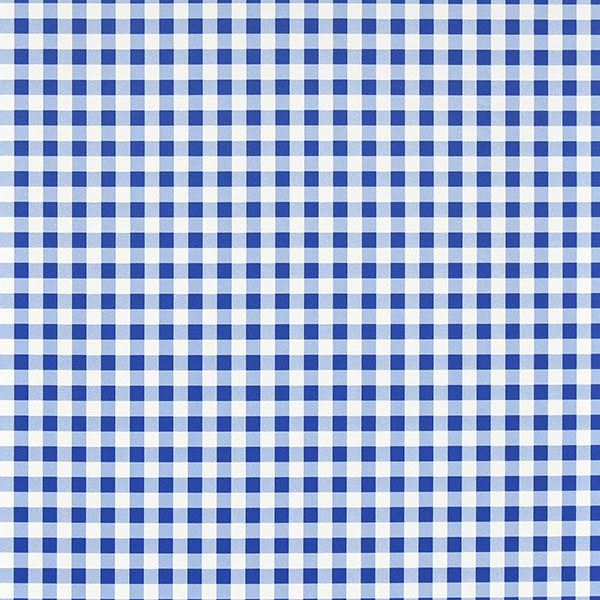 Picture of Blue Gingham  Adhesive Film