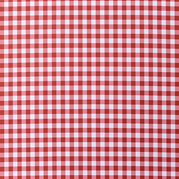 Picture of Red Gingham  Adhesive Film