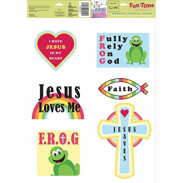 Picture of Frog Wall Stickers