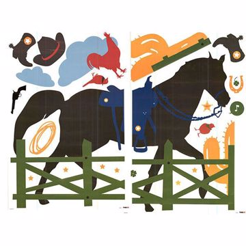 Picture of Ranch Extra Large Wall Decals