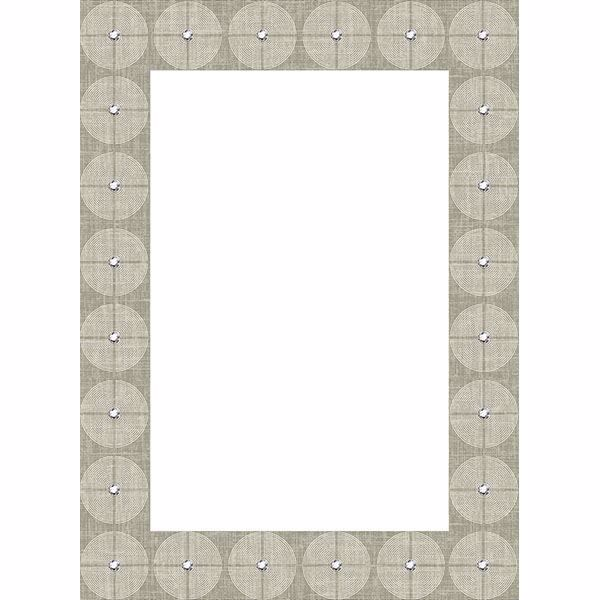 Picture of Jeweled Solitaire Wall Decals