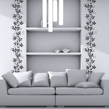 Picture of Climbing Plant  Border Decal
