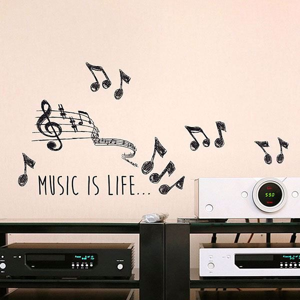 Picture of Music  Wall Decals