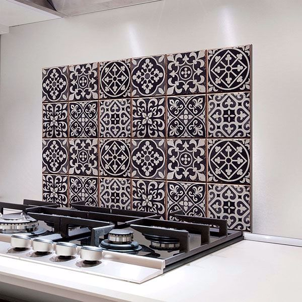 Picture of Tiles Azulejos  Kitchen Panels