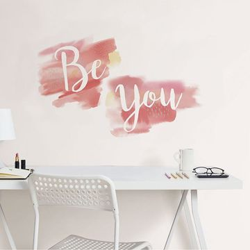 Picture of Be You Wall Quote Decals