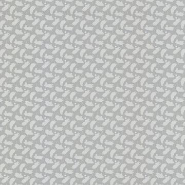 Picture of Moomintroll Light Grey Novelty Wallpaper