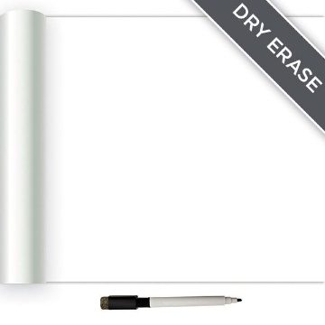 Dry Erase Peel and Stick Wallpaper
