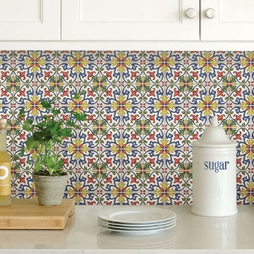 Picture of Tuscan Peel and Stick Backsplash