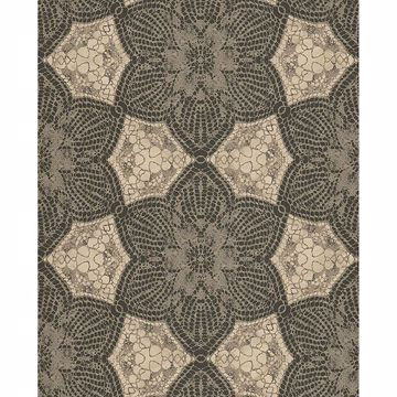 Picture of Medallion Chocolate Seychelles Wallpaper