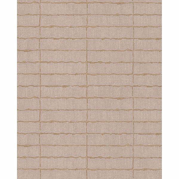 Picture of Brick Pink Batna Wallpaper