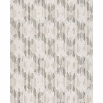 Picture of Geometric Champagne Bechar Wallpaper