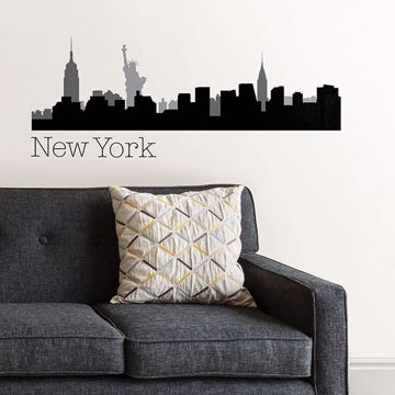 Picture of New York Cityscape Wall Art Kit