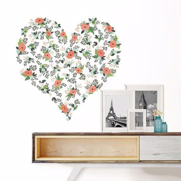 Picture of From the Heart Large Wall Art Kit