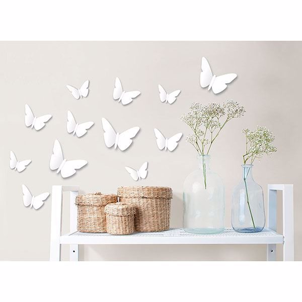 Picture of Butterfly Meadow 3D Wall Art Kit