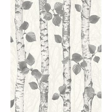 Picture of Birchwood Neutral Glitter Wallpaper