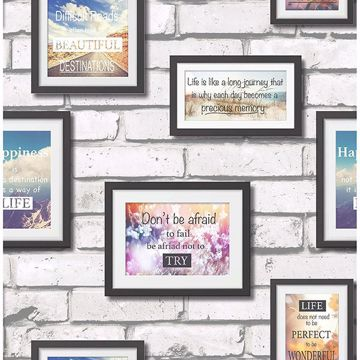 Picture of Inspire Multicolor Frames Wallpaper