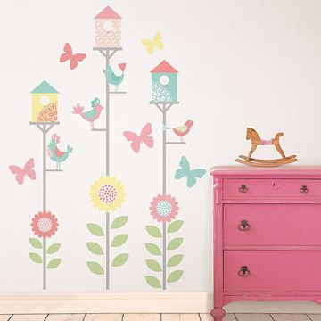 Picture of Spring Fling Wall Art Kit