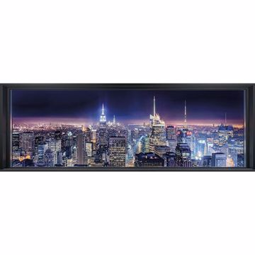 Picture of Sparkling New York Wall Mural